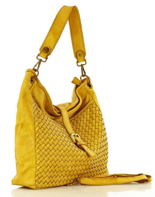 ręcznie szyta torebka