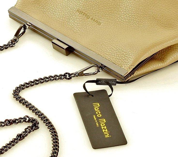 elegancka listonoszka torebka wizytowa kopertówka