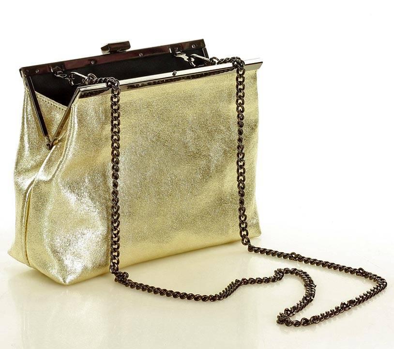 elegancka kopertówka listonoszka torebka wizytowa