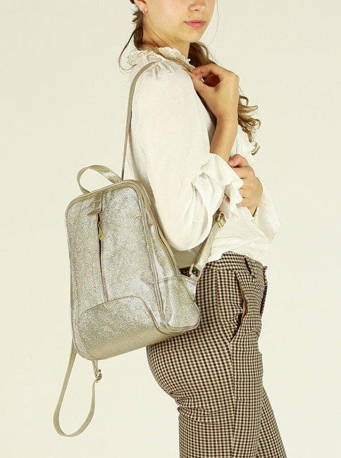 klasyczny plecak skórzany